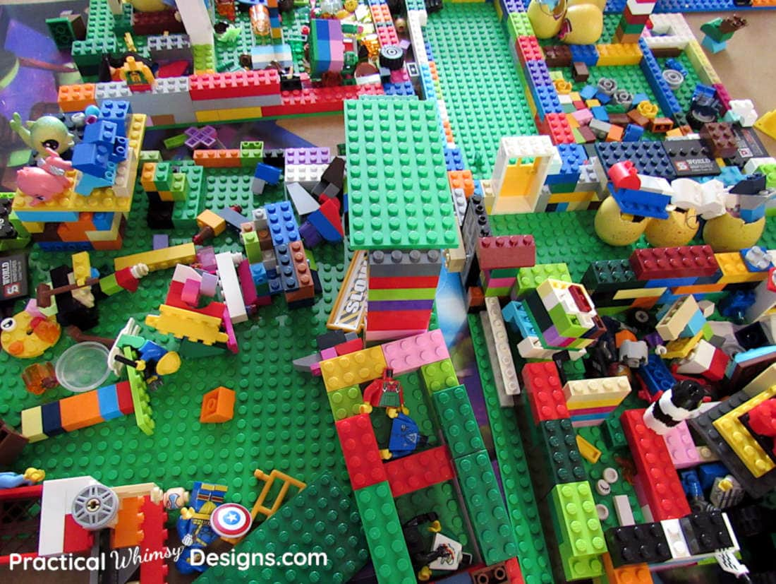 11 Tips For Keeping Kids Toys Organized: How To Organize LEGO Kits: 3 Tips To Help Your Kids Keep
