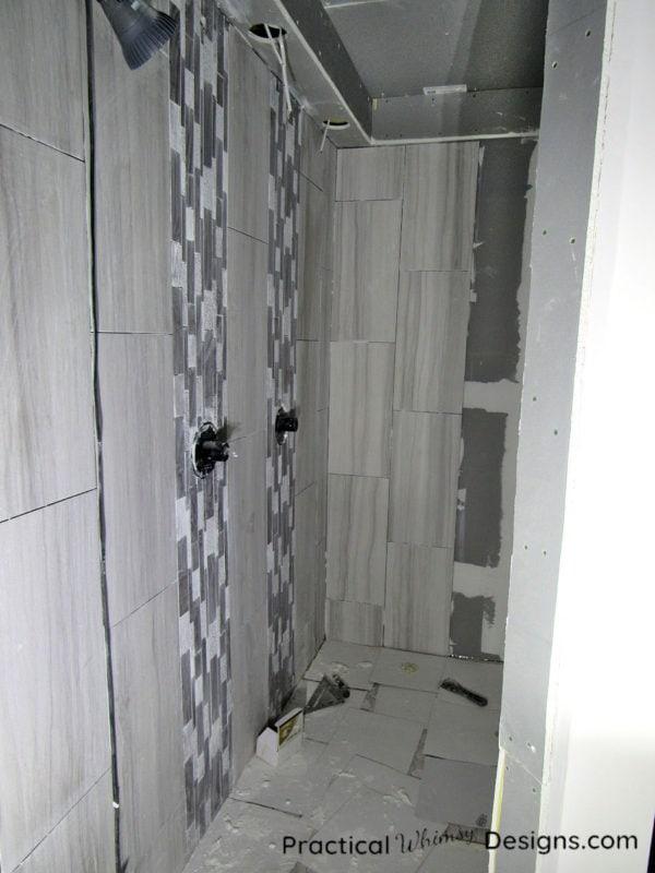 Master Bathroom ORC week 2