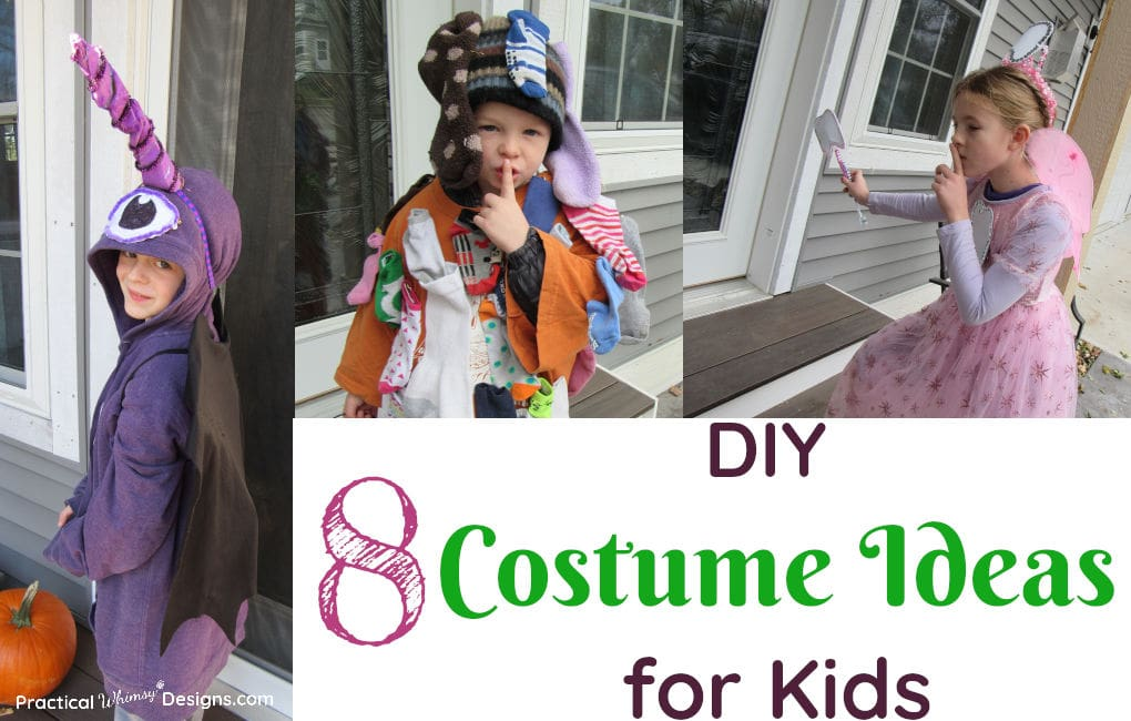 8 DIY costume ideas for kids