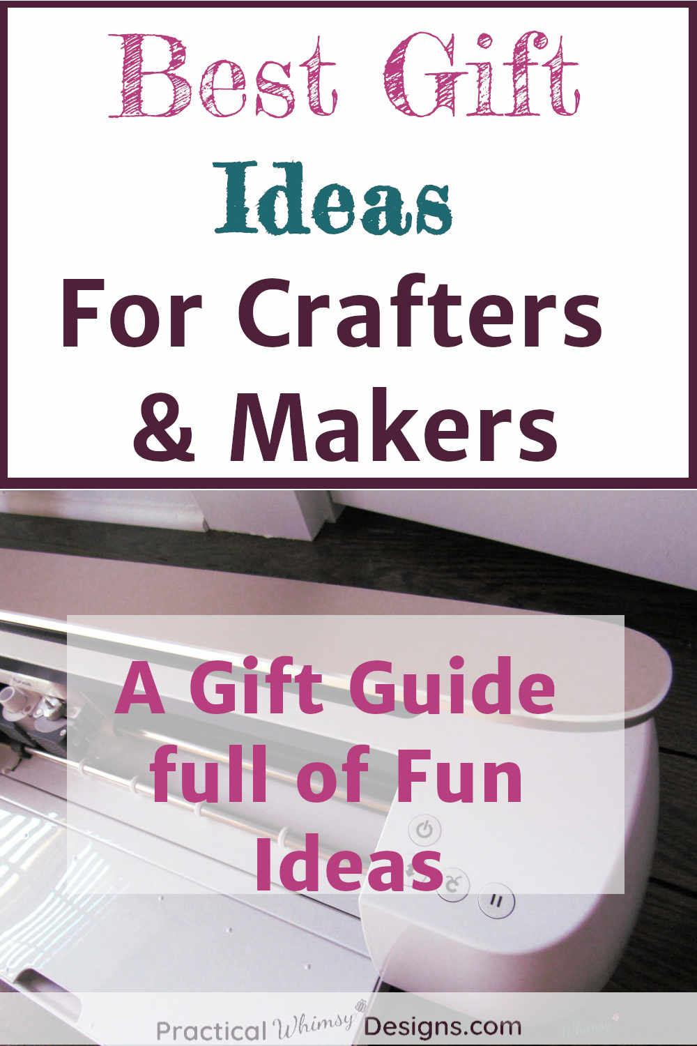 Best gift ideas for crafters and makers a gift guide full of fun ideas