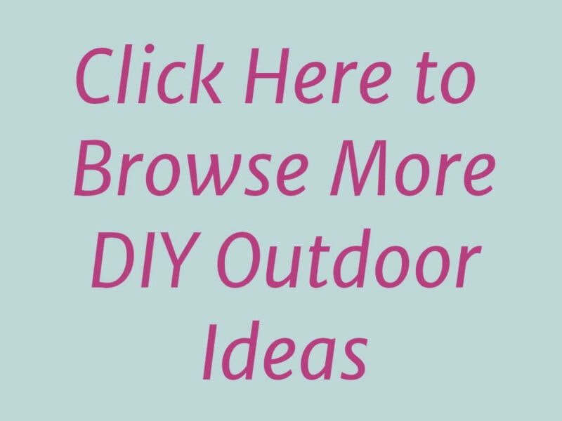 Click to browse outdoor ideas