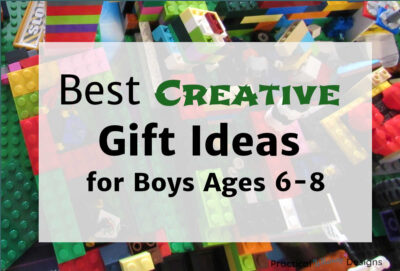 Best Creative Gift Ideas for Boys Ages 6-8
