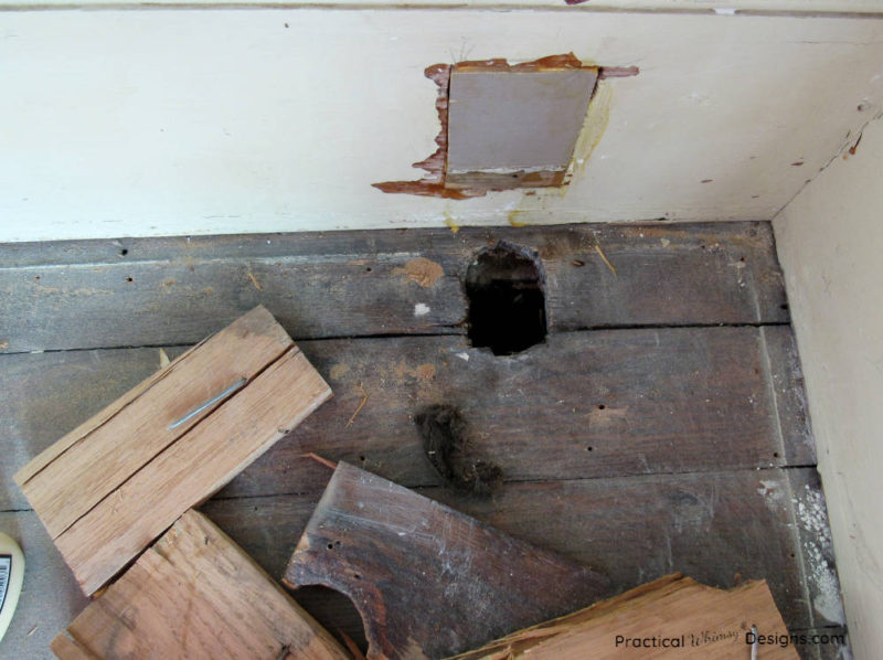 How To Replace Hardwood Floor Boards Practical Whimsy Designs